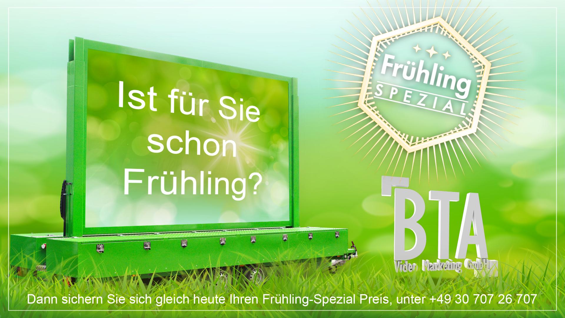 Frühling Spezial BTA