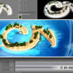Carmen Nebel,Logo,Sendebildgrafik,Compositing,Layer