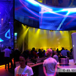 Event,Messe,LED,gewölbte Flächen